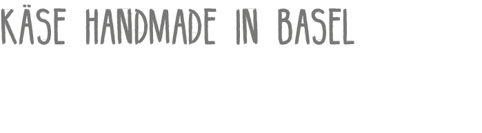 käse handmade in absel